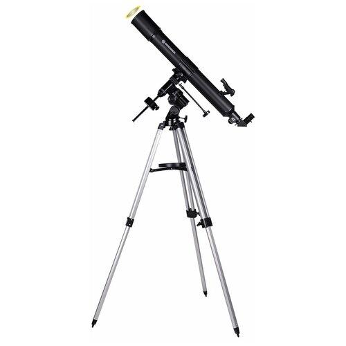 Телескоп Bresser Quasar 80/900 EQ с адаптером для смартфона