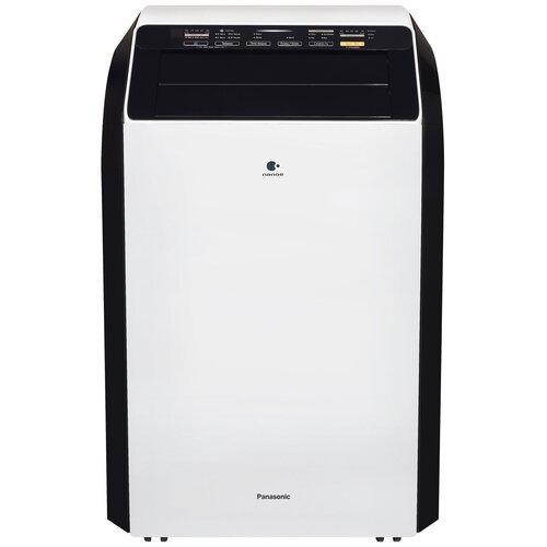 Очиститель/увлажнитель воздуха Panasonic F-VXM80 белый/черный