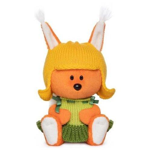 Купить BUDI BASA Белка Бика в шапочке и платье - мягкая игрушка, BUDI BASA collection, Мягкие игрушки