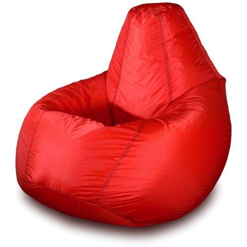 Фото - Пазитифчик кресло-груша однотонная 01 красный оксфорд пазитифчик кресло груша однотонная 01 хаки оксфорд