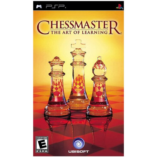 Игра для PlayStation Portable Chessmaster: The Art of Learning, английский язык игра для playstation portable bakugan defenders of the core английский язык