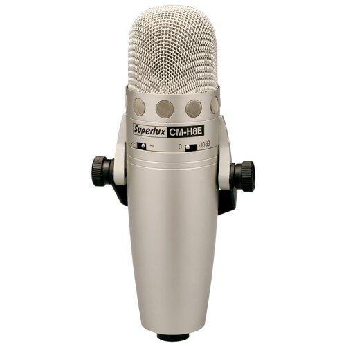 Superlux CMH8E Кардиоидный конденсаторный микрофон