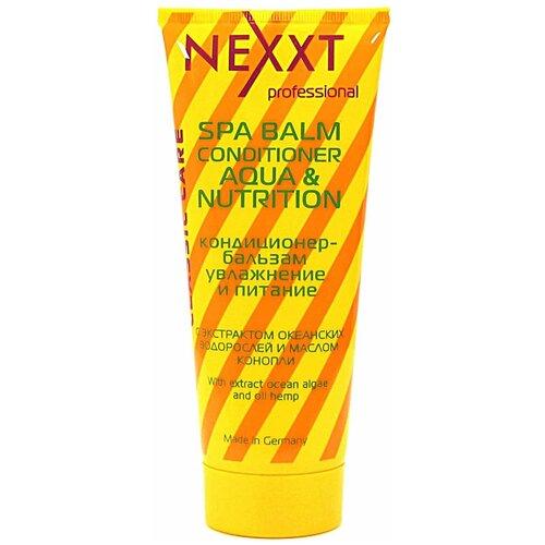 Фото - Nexprof кондиционер-бальзам для волос Classic care увлажнение и питание, 200 мл nexprof кондиционер classic care volume для объема волос 200 мл