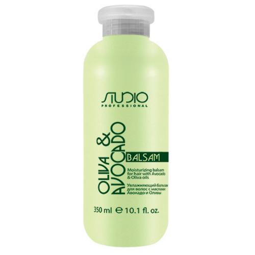 Увлажняющий бальзам для волос с маслами Авокадо и Оливы, 350 мл недорого
