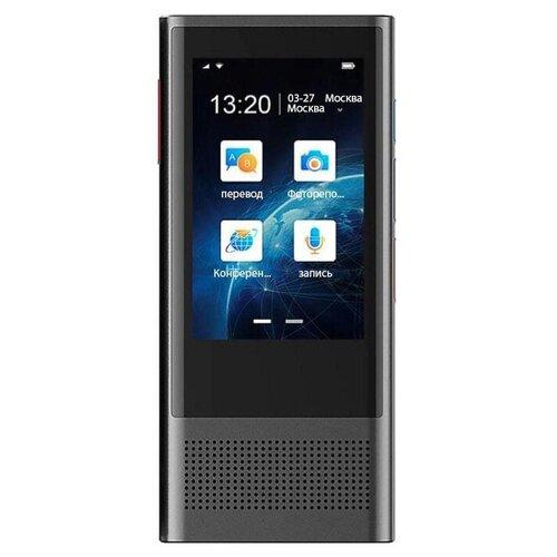 Переводчик-смартфон Boeleo W1 3.0 black
