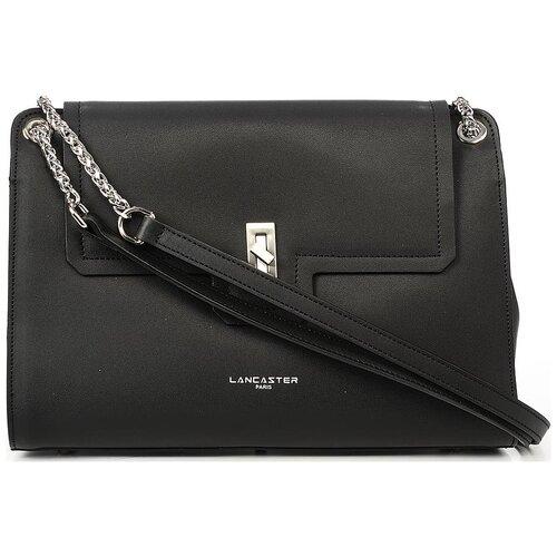 сумка клатч женская lancaster lcs523 75 noir Сумка женская Lancaster LCS432-45-noir