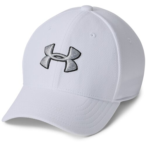 Бейсболка Under Armour размер S/M, white/black бейсболка under armour размер s m white black
