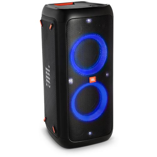 Портативная акустика JBL PartyBox 300, black
