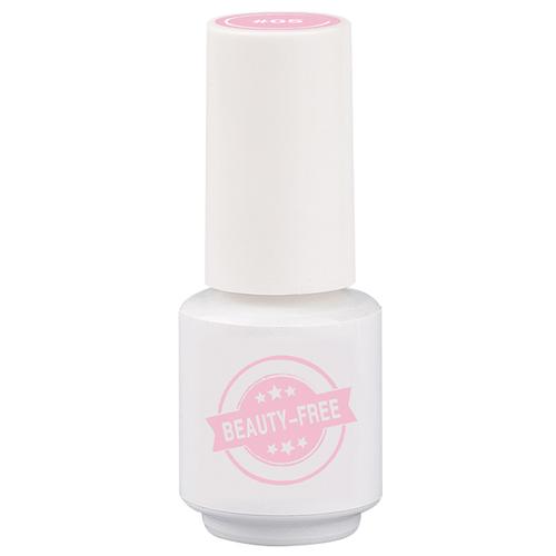 Фото - Гель-лак для ногтей Beauty-Free Gel Polish, 4 мл, пастельно-розовый гель лак для ногтей beauty free winter sweet 4 мл оттенок пурпурно розовый