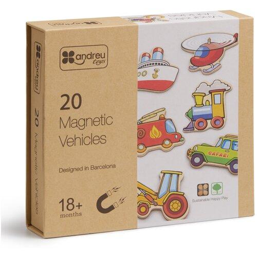 ANDREU Toys Магнитная игра