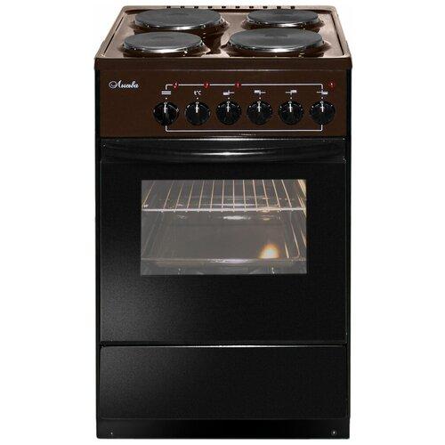 Фото - Электрическая плита Лысьва ЭП-411 коричневый электрическая плита лысьва эпб 22 вишневый