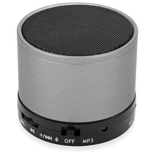 Портативная акустика Oasis Ring, серый/черный портативная акустика oasis ring красный