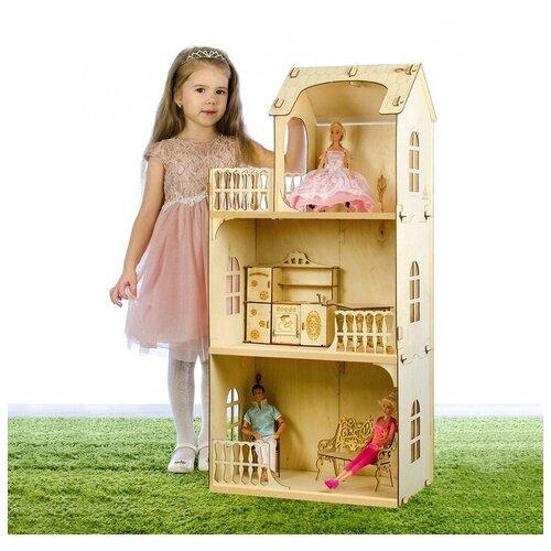 Кукольный домик Теремок