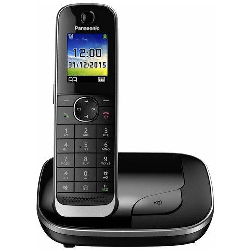 Радиотелефон Panasonic KX-TGJ310 черный
