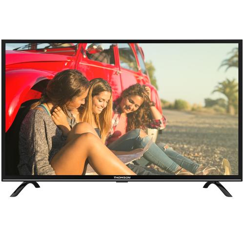 Фото - Телевизор Thomson T43FSE1170 42.5 (2018), черный/серебристый телевизор thomson t24rte1020