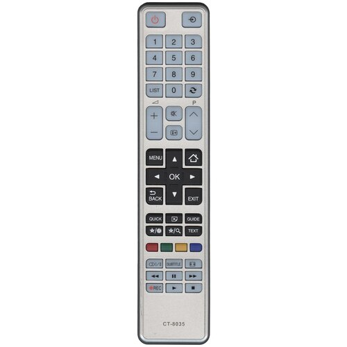 Фото - Пульт Huayu CT-8035 для телевизора Toshiba пульт huayu ct 90430 для телевизора toshiba