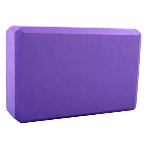 Фото - Блок для йоги BRADEX SF 0407 / SF 0408 / SF 0409 фиолетовый блок для йоги bradex sf 0407 sf 0408 sf 0409 серый