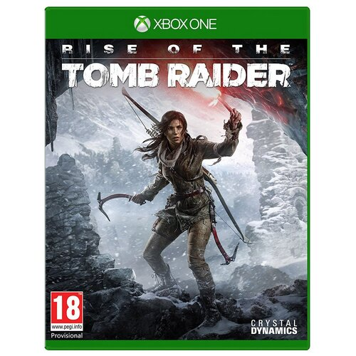 Игра для Xbox ONE Rise of the Tomb Raider, полностью на русском языке
