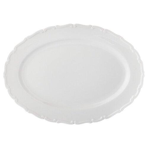 Lefard Блюдо 359-535 35 х 25,5 см белый