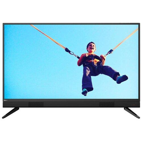 Фото - Телевизор Philips 32PHS5583 32 (2018), черный телевизор philips 50pus6654 50 2019 серебристый металлик