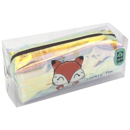 Купить MESHU Пенал Lovely foxy (Tn_19878) разноцветный, Пеналы