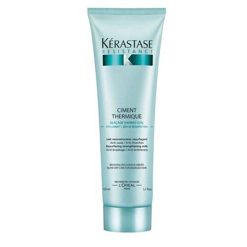 Kerastase Resistance Ciment Thermique Термо-уход перед укладкой для всех типов поврежденных волос, 150 мл
