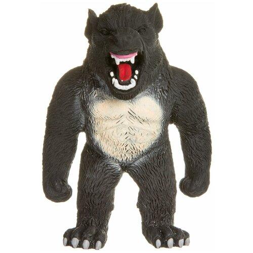 Фото - Игрушка-мялка BONDIBON Чудики Монстр Волк (ВВ3976) черный игрушка мялка bondibon чудики жмун паук