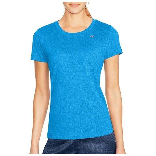 Champion Спортивный футболка с короткими рукавами, грязно-синий, XS