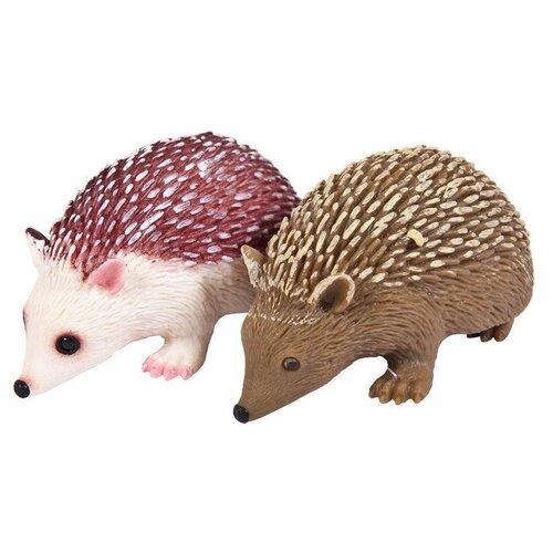 Игрушка-мялка Junfa toys Nature world Ёжик