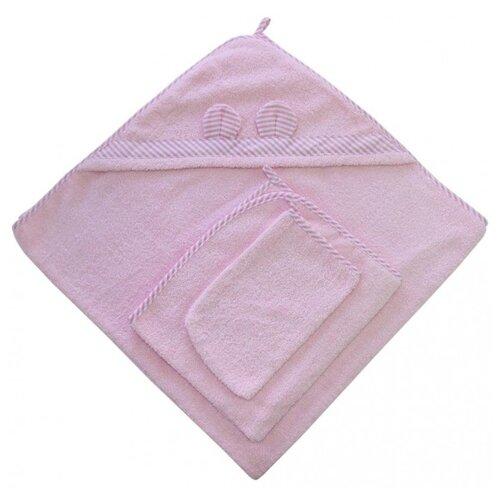 Ангелочки Набор для купания банное розовый ангелочки влюблены