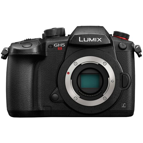 Фото - Фотоаппарат Panasonic Lumix DC-GH5S Body черный фотоаппарат