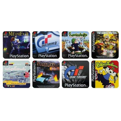 Подставки под напитки Playstation: Game