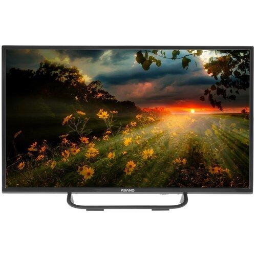 Фото - Телевизор Asano 32LF7120T 32 (2020), черный телевизор asano 75lu9012s 75 2020 серебристый