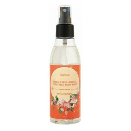 Спрей для тела Deoproce Milky Relaxing Perfumed Body Mist (Limited Edition Lovely Moment)