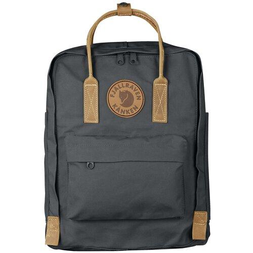 Фото - Городской рюкзак Fjallraven Kånken No.2 16, super grey рюкзак fjallraven kånken no 2 laptop 15 black edition 18 черный