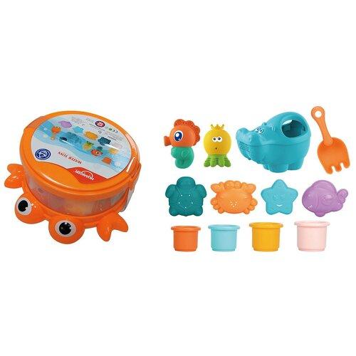 Набор игрушек для ванной Haunger Краб