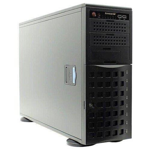 Корпус для компьютера Supermicro CSE-745TQ-R920B 920W корпус supermicro cse 836ba r920b черный