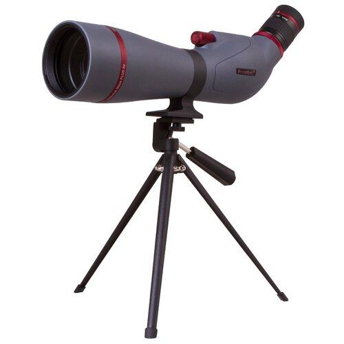 Фото - Зрительная труба LEVENHUK Blaze PLUS 80 серый зрительная труба veber snipe super 20 60x80 gr zoom