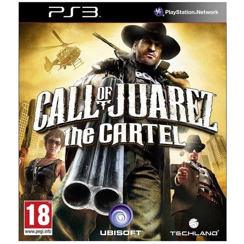 Игра для PlayStation 3 Call of Juarez: The Cartel, полностью на русском языке