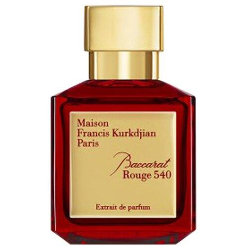 Фото - Духи Maison Francis Kurkdjian Baccarat Rouge 540, 70 мл туалетная вода maison francis kurkdjian aqua vitae 70 мл