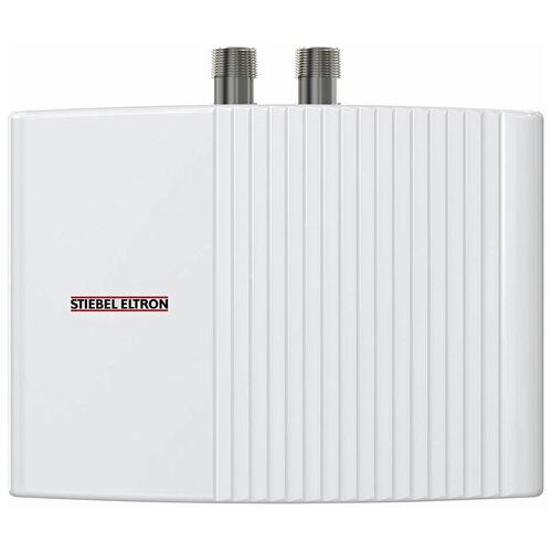Проточный электрический водонагреватель Stiebel Eltron EIL 7 Premium, белый проточный электрический водонагреватель stiebel eltron dce s 10 12 plus белый