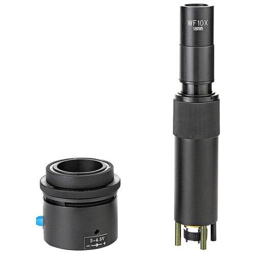 Микроскоп ЛОМО Микмед T100 черный