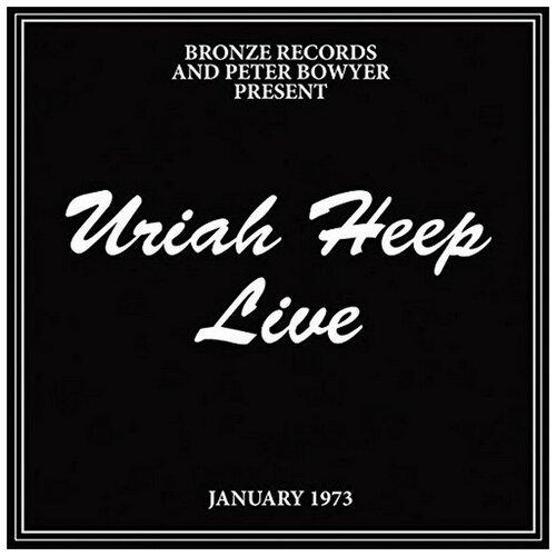 Фото - Виниловая пластинка Uriah Heep. Live (2 LP) виниловая пластинка cream live cream 0600753548486