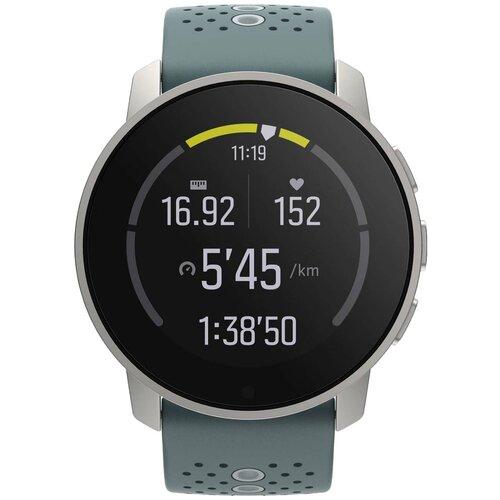 Умные наручные часы Suunto SS050524000 9 Peak MoSS Gray
