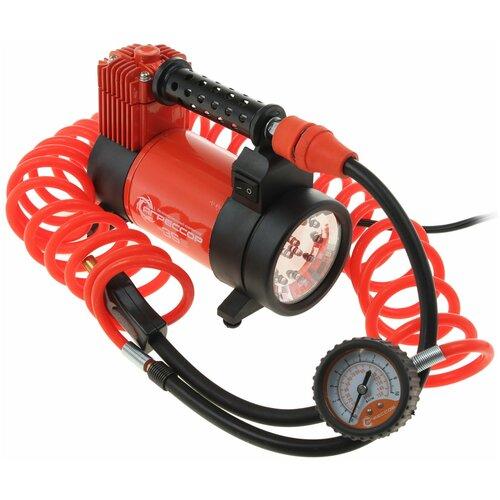Автомобильный компрессор Агрессор AGR-35L оранжевый