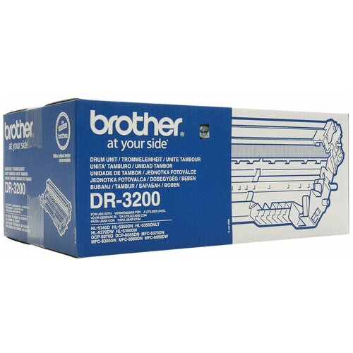 Фото - Фотобарабан Brother DR-3200 фотобарабан brother dr 3300