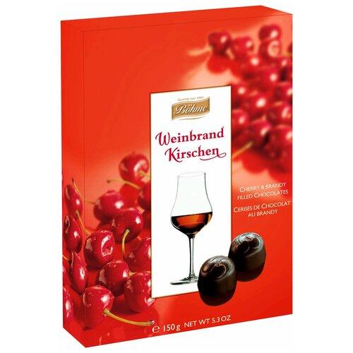 Набор конфет Bohme Шоколадные конфеты Weinbrand Kirschen gernot bohme ethics in context