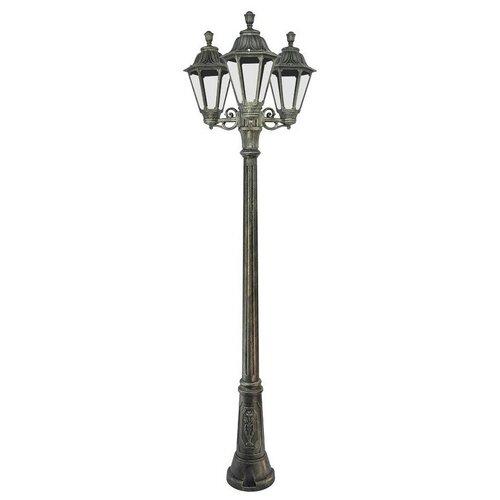 Fumagalli Уличный светильник Rut E26.156.S30.BXF1R, E27, 18 Вт, цвет арматуры: бронзовый fumagalli уличный светильник rut e26 156 s30 wxf1rdn