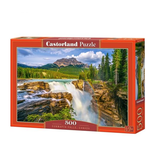 Фото - Пазл Castorland Пейзаж Водопад Канада (B-53117), 500 дет. пазл castorland лето в альпах b 53360 500 дет