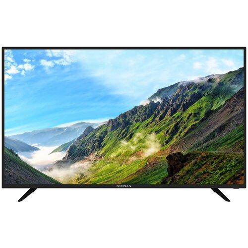 Телевизор SUPRA STV-LC50ST0045U 50, черный телевизор supra stv lc40lt0055f 40 черный